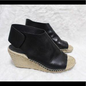 🦋B2G2🦋 Celine leather espadrilles